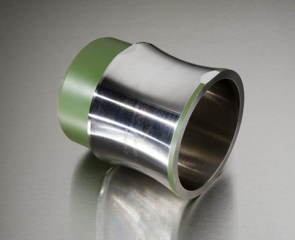 Nickel Ceramic coated cylinder liner